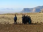Vaikai Etiopijoje, nuotr.iš asmeninio albumo