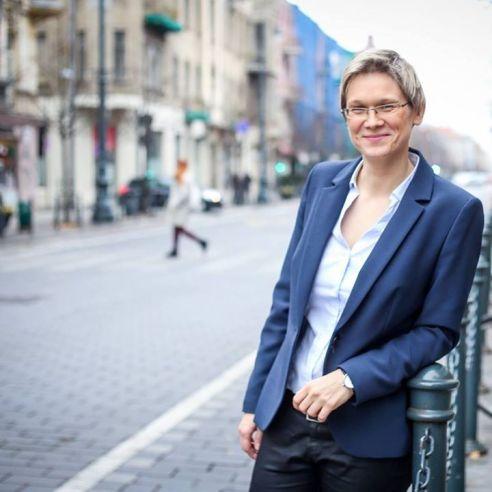 Edukologė Vilma Gabrieliūtė, nuotr. iš asm. archyvo