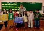 Pamoka Seulo mokykloje apie Lietuvą, nuotr. iš asmeninio archyvo