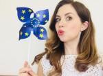 Europos egzamino 2017 m. nugalėtoja Agnė Gurevičienė, nuotr. iš asm. albumo