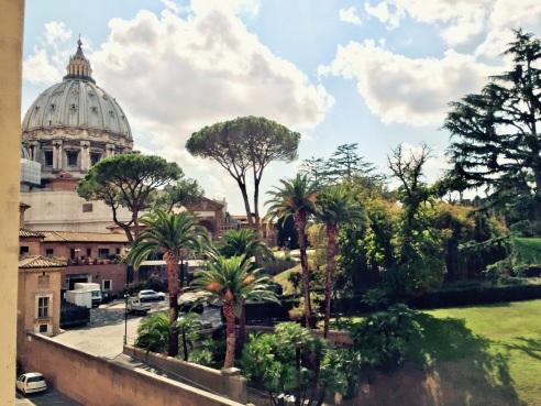 Kelionė į Romą, nuotr. iš asm. albumo