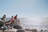 Lunos ir Achilleas keliauja Baltijos maršrutu, nuotr. iš asm. archyvo